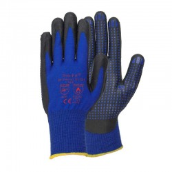 Thermo Nitril-Feinstrickhandschuh